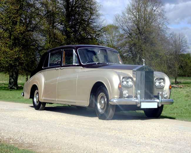 1964 Rolls Royce Phantom